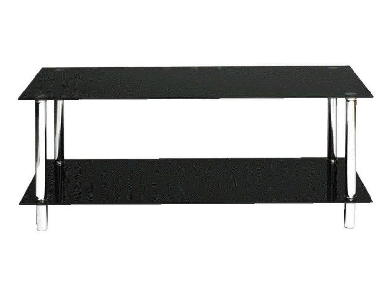 Table Basse Rectangulaire En Verre 149077 En 2020 Table Basse Rectangulaire Table Basse Noire Table Basse