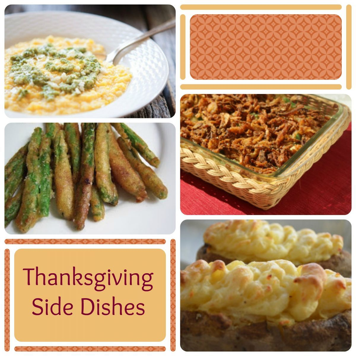26 Gluten Free Side Dish Recipes For Thanksgiving Dinner