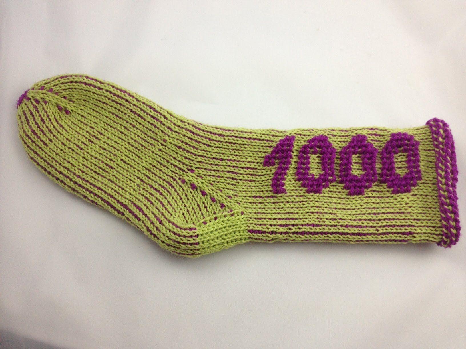 Tunesisch Häkeln Socken Im Strickstich Broderie Hardanger