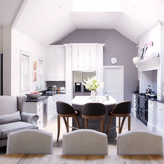 Family Kitchen Design Ideas For Cooking And Entertaining Family Kitchens Kitchen Design Open Modern Kitchen Open Plan Open Plan Kitchen