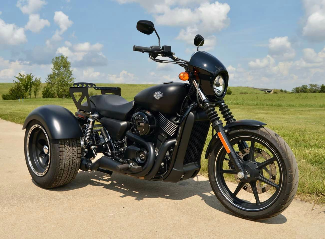check out our latest trike a harley davidson street 750. Black Bedroom Furniture Sets. Home Design Ideas