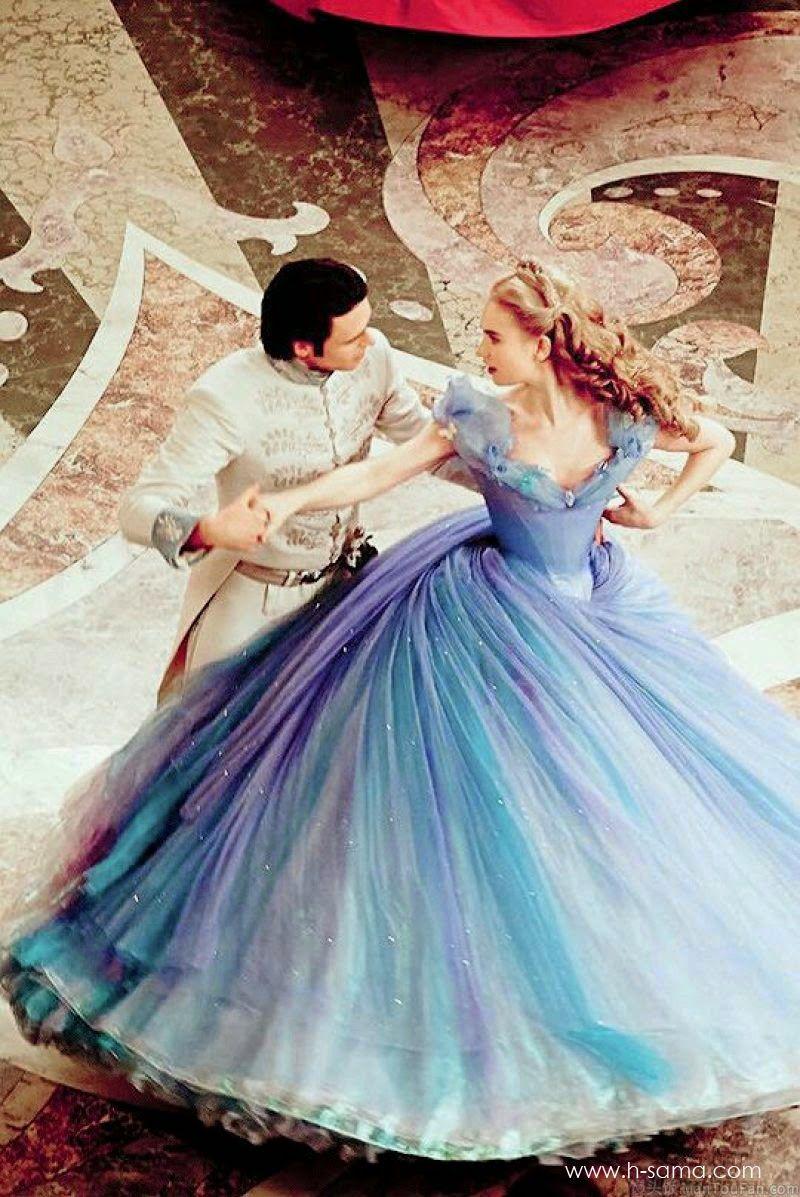 COMO FAZER Vestido Cinderella Filme 2015 Ball Dress