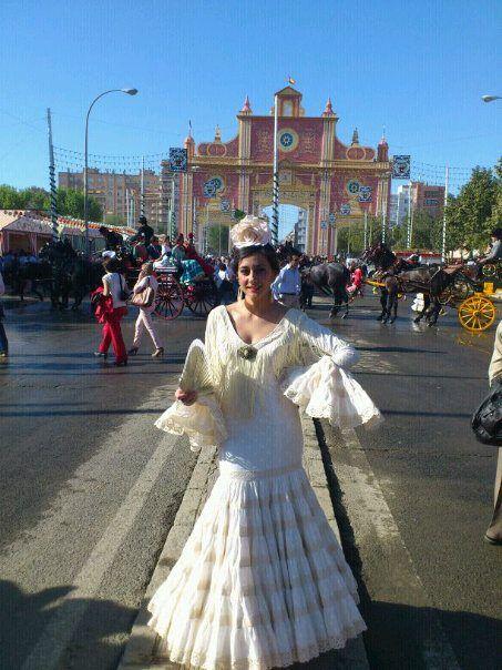 Feria de Sevilla 2012