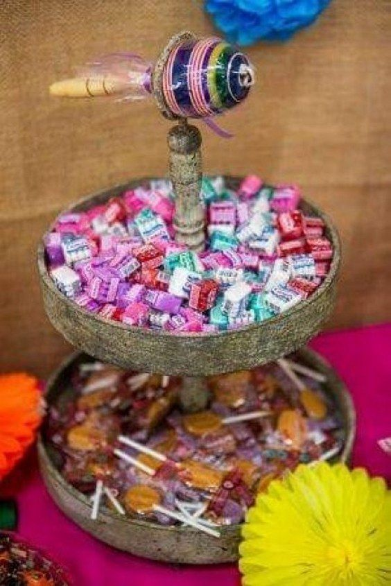 cinco de mayo table decorations / //.himisspuff.com/colorful-mexican-festive-wedding-ideas/2/ & 100 Colorful Mexican Festive Wedding Ideas | Pinterest | Cinco de ...