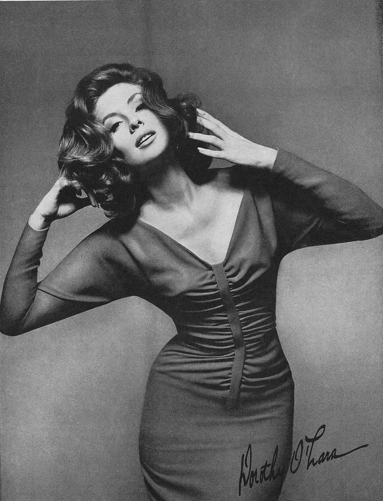 Fashion models of the 60s 9