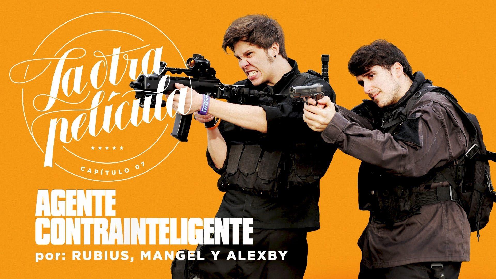 Rubius Y Mangel El Rescate Definitivo Agente Contrainteligente La Otra Pelicula 07 Youtube Rubius Peliculas Youtube
