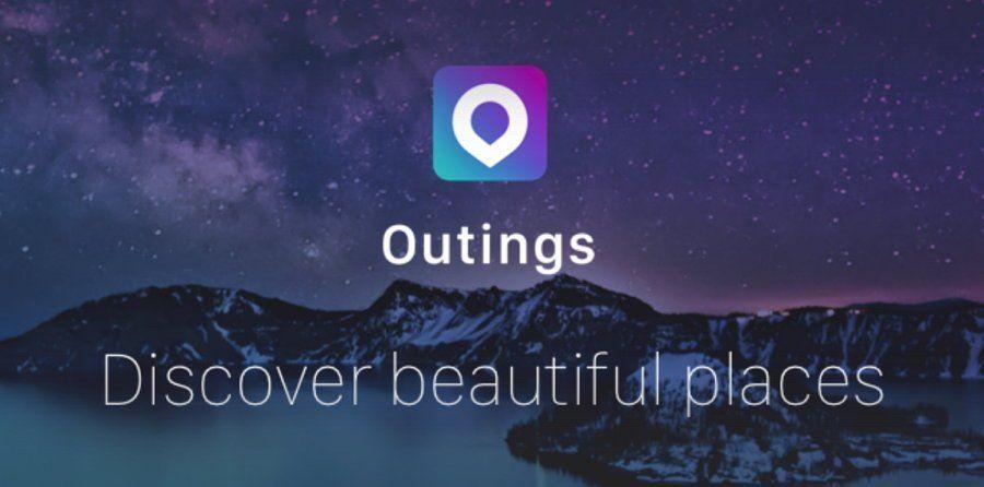 Outings, app de turismo de Microsoft Garage, pasará a