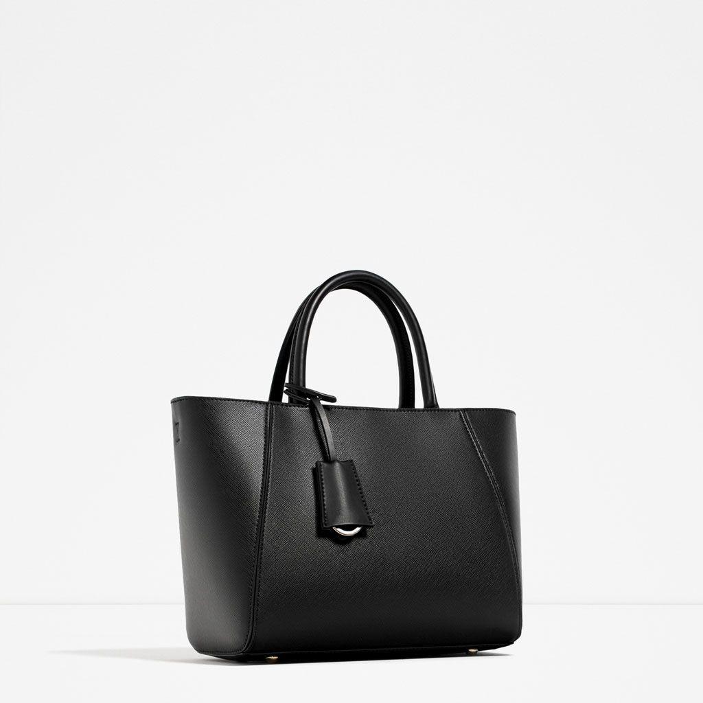 3 Cabas Pinterest Bag De BagsTote ZaraMode Shopper Image yvNmP80Onw