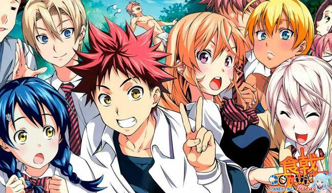 Top 10 Anime hay nhất năm 2015   Cotvn.Net