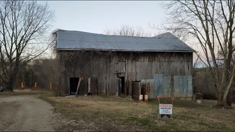 Another bites the dust.  This 100+ year old barn to be dismantled and sold in Feb. 2016.  Located in Union, Mo.
