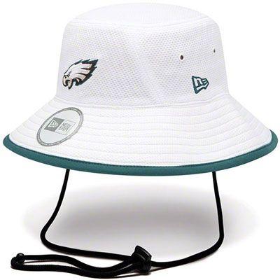 7622832b5d684 A Training Camp Classic -  Eagles New Era Training Bucket Hat  27.99 ...