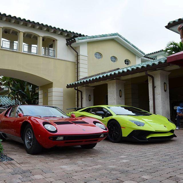 Lamborghini Old Vs New Carz Lamborghini Cars Lamborghini