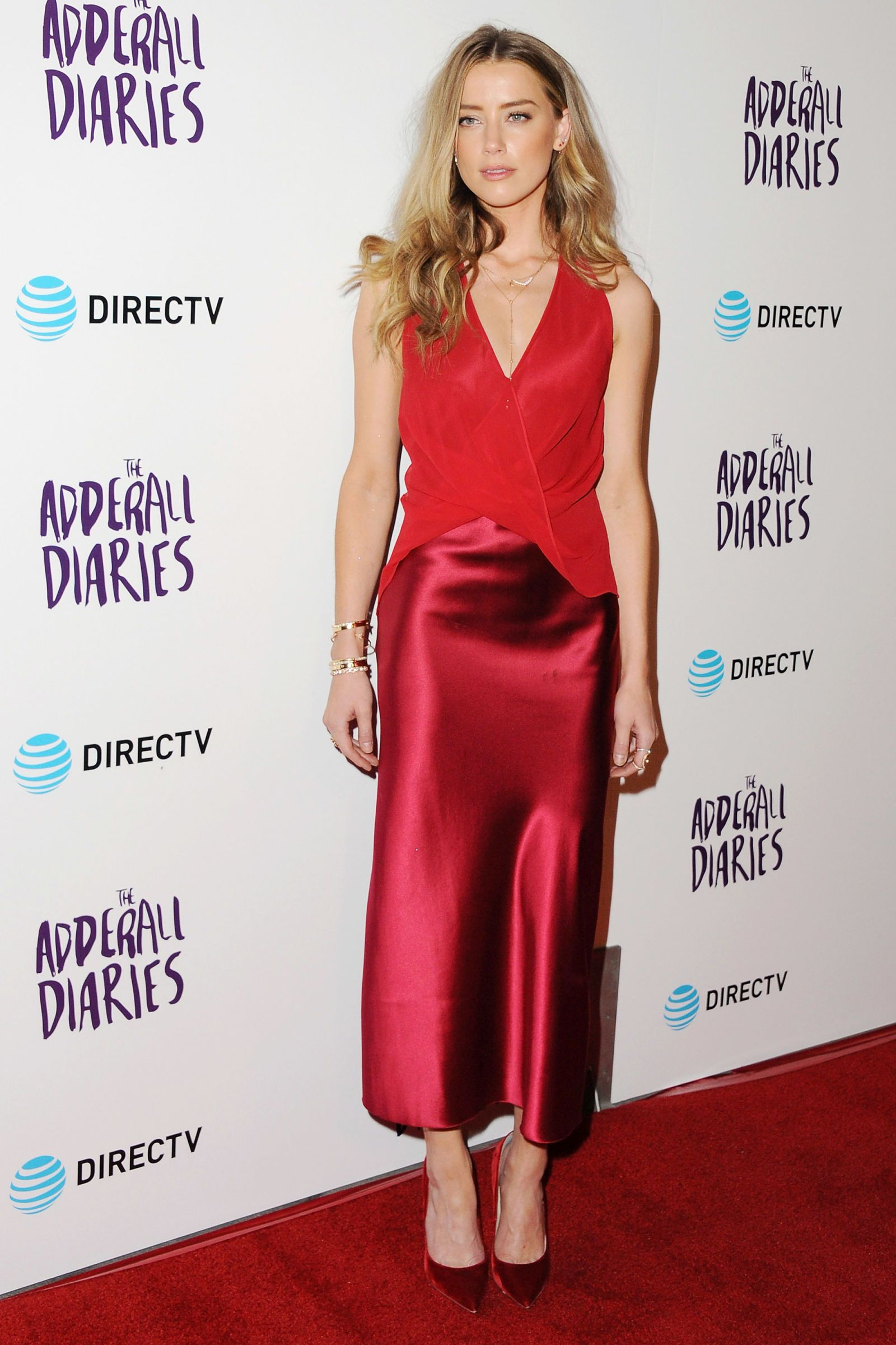 Thelist best dressed april red carpet dresses red