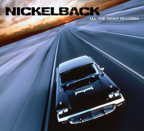 Nickelback Album Cover 1958 Thru 1960 Ford Thunderbirds