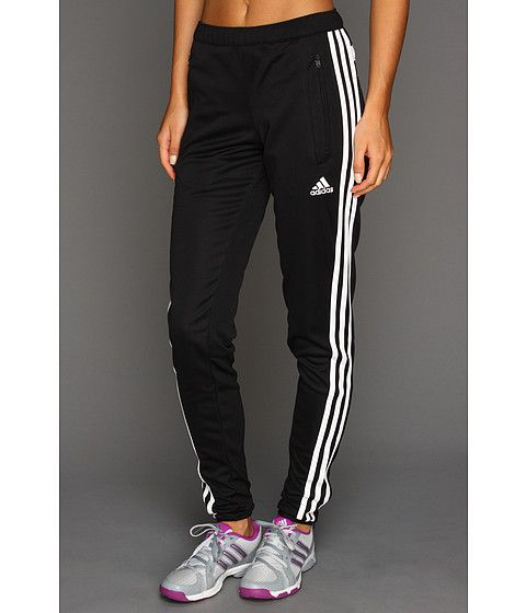 outlet store sale b3776 9155a Amber wants these Addidas skinny leg sweatpants adidas Tiro 13 Training Pant   45.00 at Zappos Free Shippin