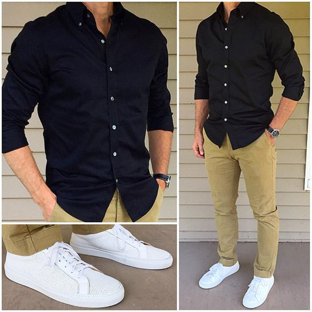 1043cb63341 The  1 place on Instagram for men s casual and classic style! My goal is to inspire  guys to dress better. ⌚️