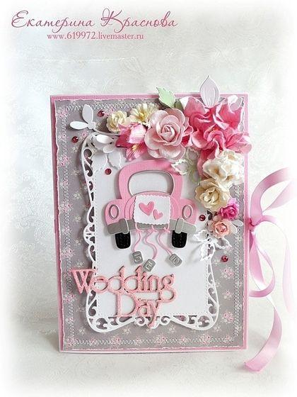 Photo of Свадебные открытки ручной работы. Ярмарка М…