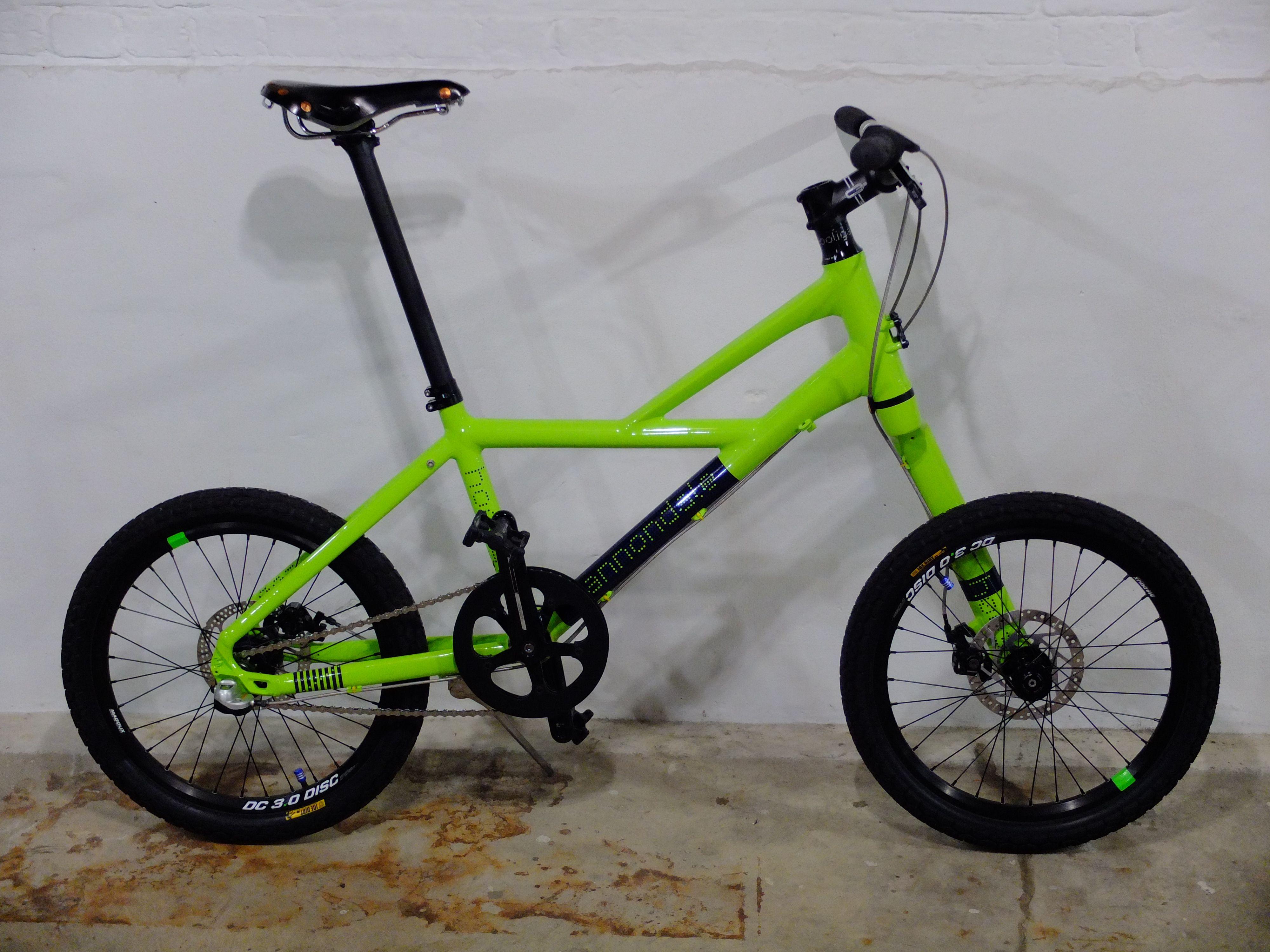 Mini Velo Bike Cannondale Hooligan Modified Bicycle