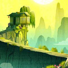 Artes+de+Kung+Fu+Panda+–+Secrets+of+the+Scroll,+por+Nate+Wragg