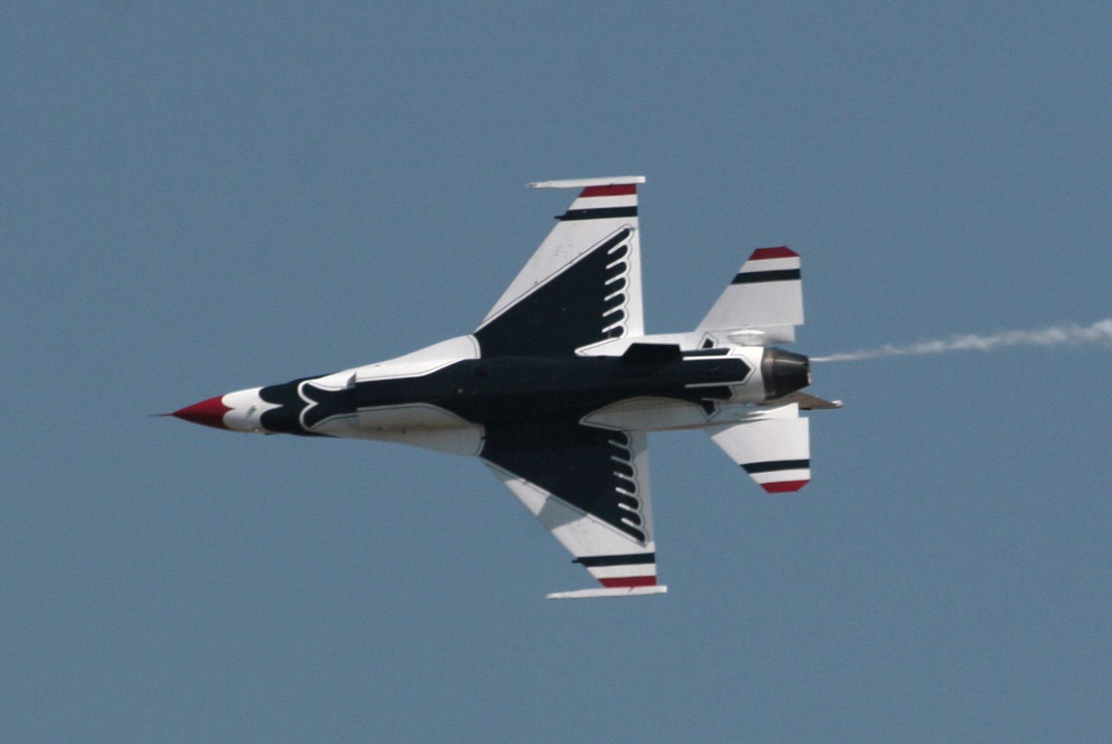 Thunderbirds, the USAF Air Demonstration Squadron at Fort