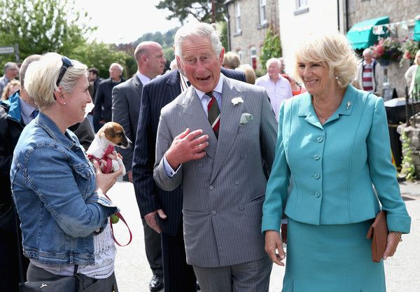 Camilla Parker Bowles Photos Photos: The Prince of Wales & Duchess of Cornwall Visit Wales - Day 2 #visitwales