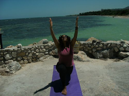 Happy #YogaMonday!  Today's blog asks you to share the highlight of your #yoga practice.  Read & learn what is mine.