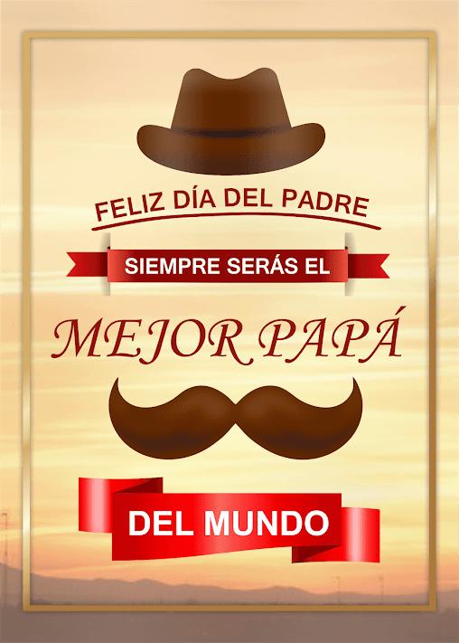 Kilotapias Espaciohonduras Diseños De Tarjetas De Para El Día Del Padre Colección Imágenes De Feliz Día Del Padre Felicitaciones Día Del Padre Dia Del Padre
