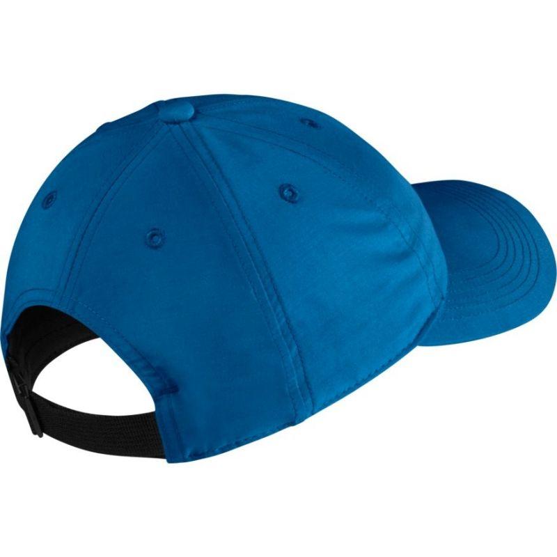 gorra para niños nike Metal Swoosh Logo azul 2  93279f542f2