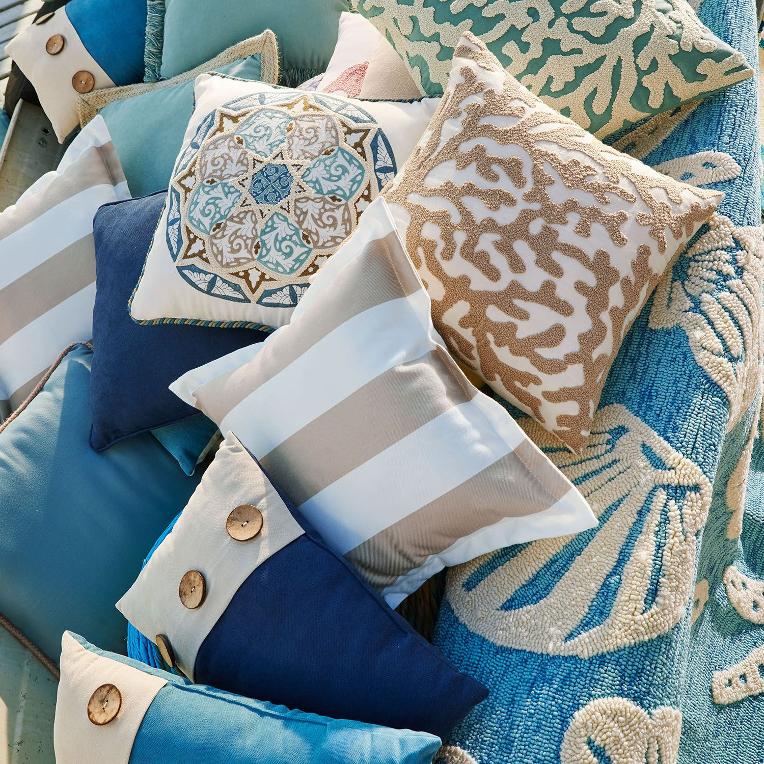 designs themed own beach pillows pillow nautical with htm a indoor outdoor create your nb p sunbrella coastal