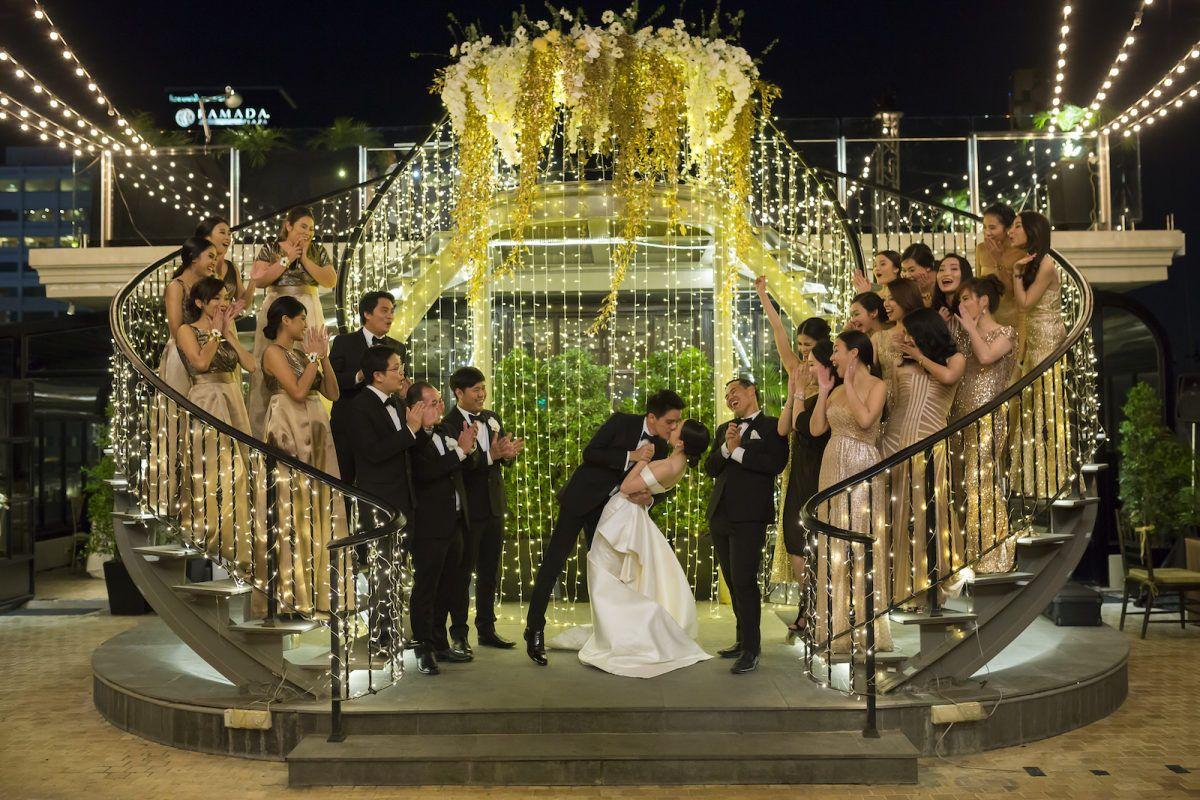 A Stylish Modern Approach To Thai Wedding Traditions In 2020 Thai Wedding Wedding Wedding Ceremony