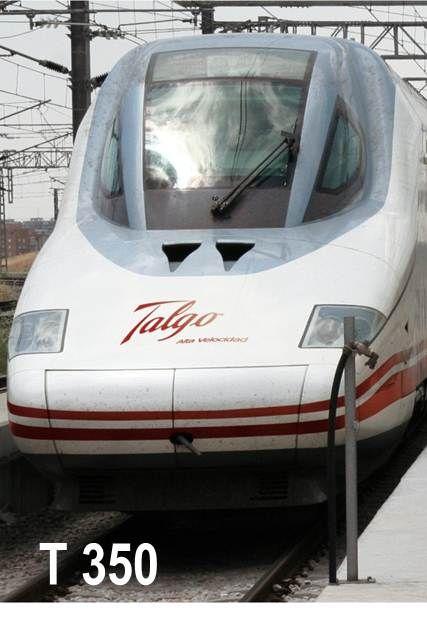 Talgo T350 Tren Tranvia Tren Modelos De Trenes