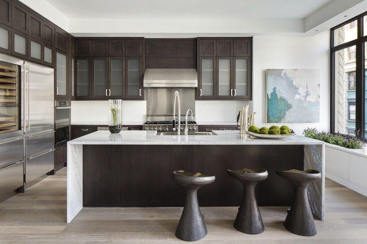 Vetrina Lofts Kitchen New York, New York Kitchen Contemporary By ...