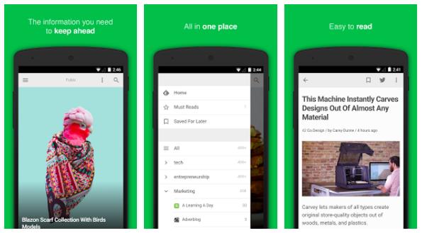 5 Aplikasi Baca Berita Terbaik Untuk Android Androbuntu Aplikasi Membaca Android