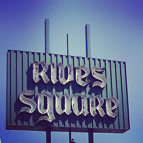 Rives Square, Downey