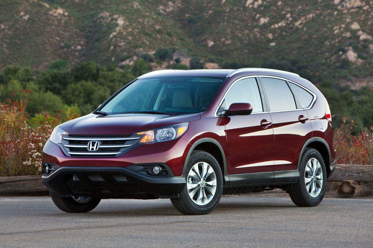 2014 Honda CRV Review, Specs And Price   The Crossover SUV Like 2014 Honda  CRV