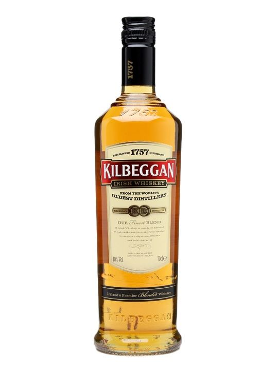 Whiskey gets its name from the Gaelic word usquebaugh meaning water of life..