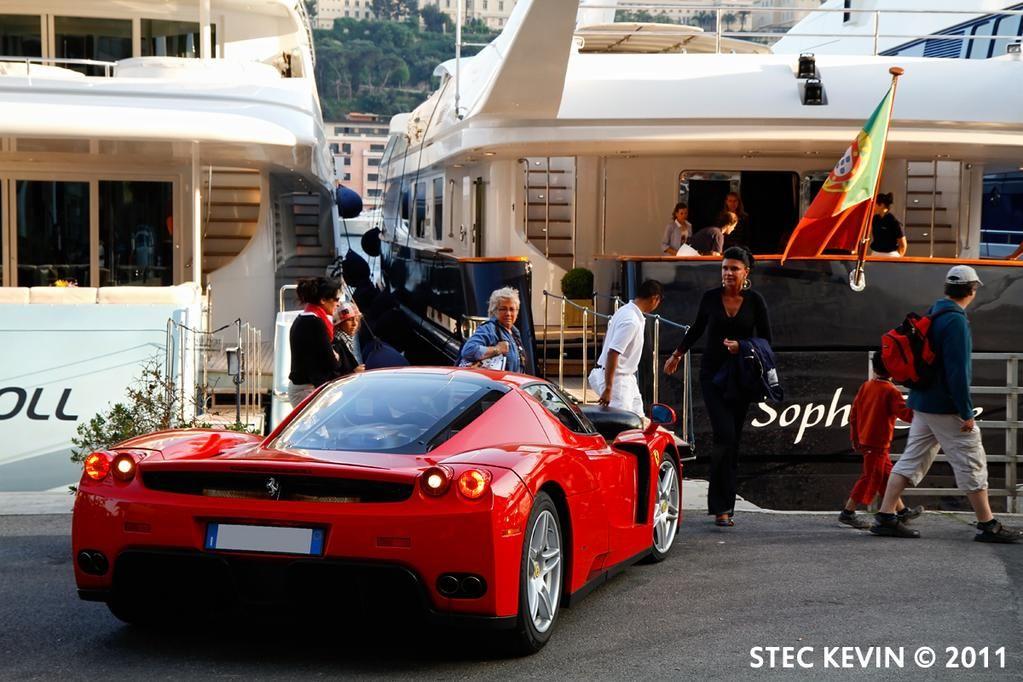 #Ferrari Enzo by Kevin Stec