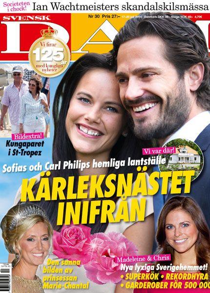En dansk prinsessa i New York | Svensk Dam