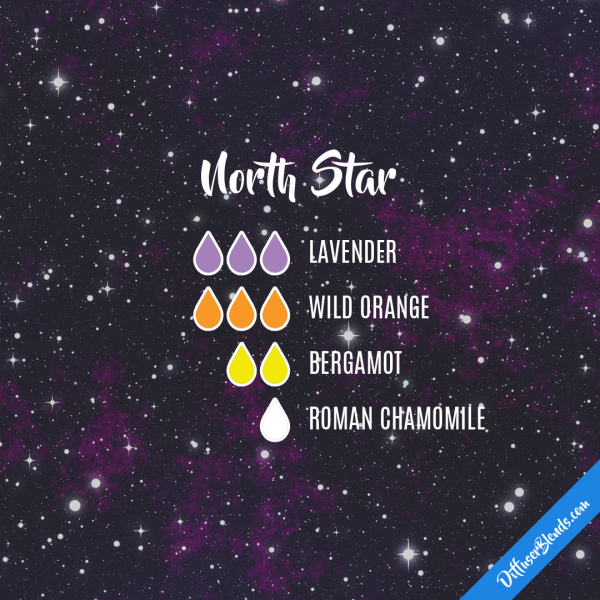 North Star - Essential Oil Diffuser Blend