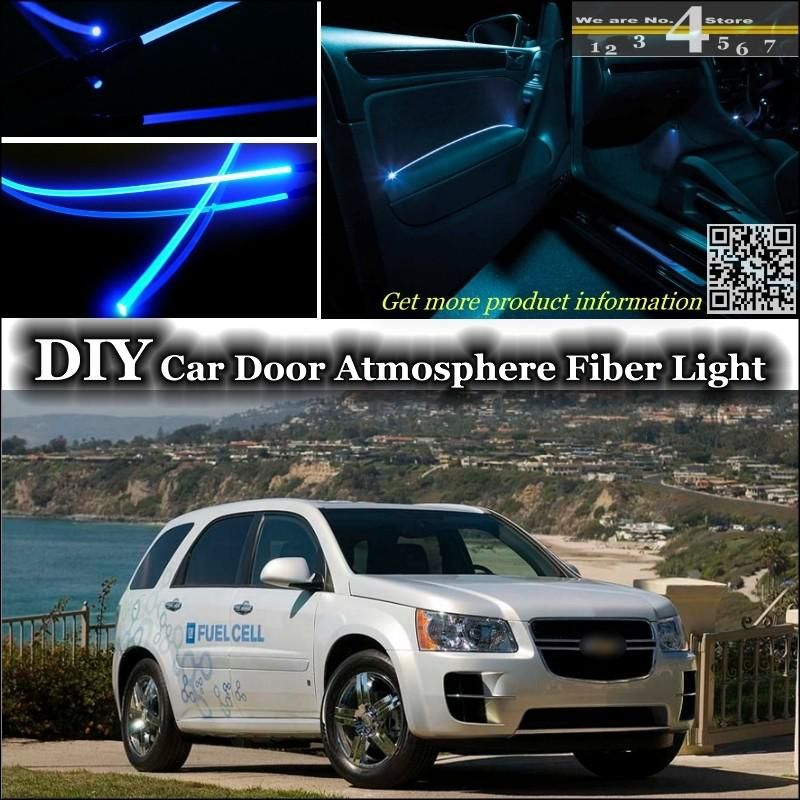 For Chevrolet Equinox Interior Ambient Light Tuning Atmosphere