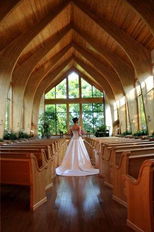 The Chapel At Thunderbird In Norman Oklahoma Thunderbirdchapel Normanoklahoma Wedding