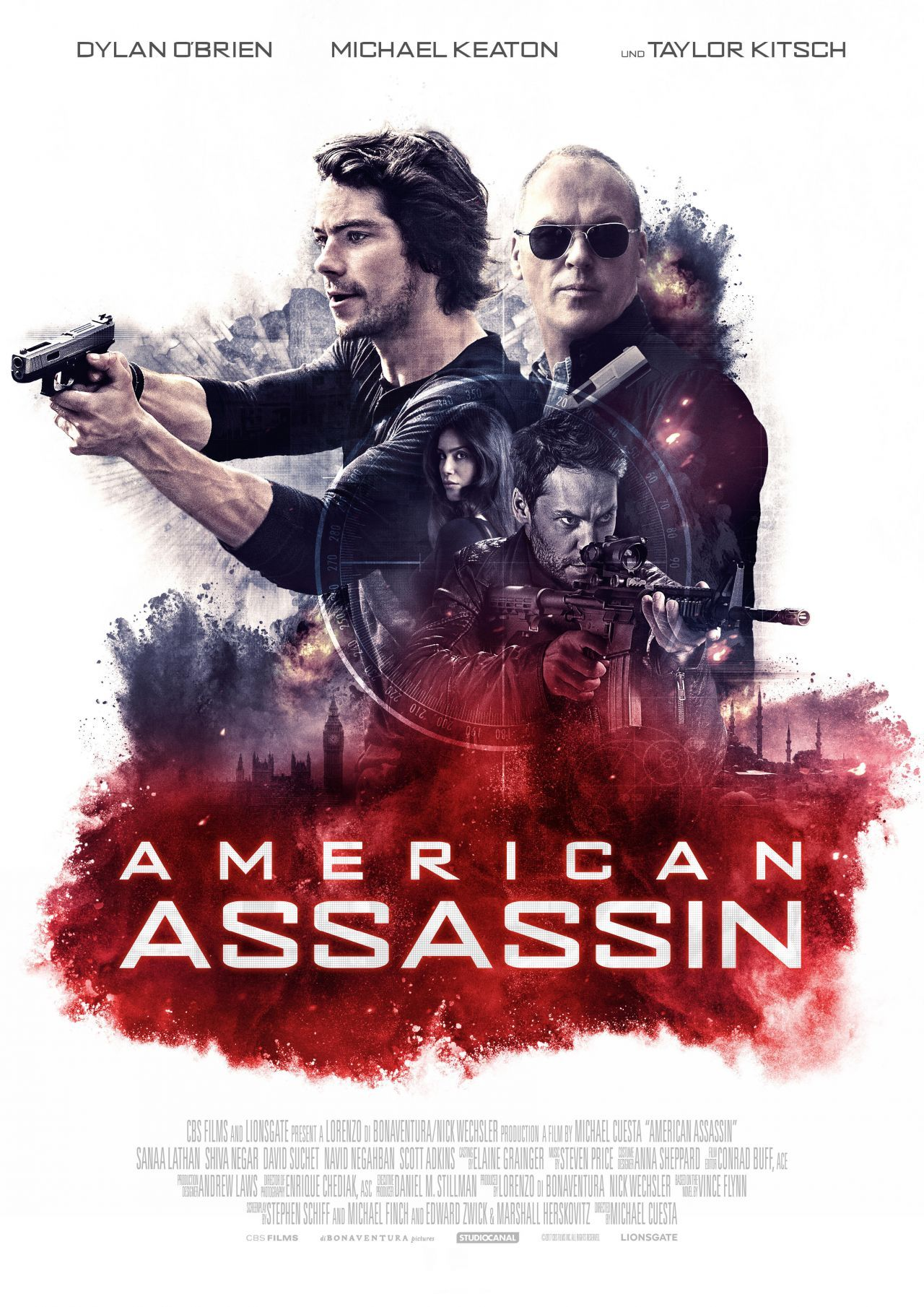 American Assassin Stream Hd