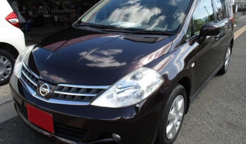NISSAN TIDA for sale MILEAGE 81000Km YEAR 2012 MAKE Nissan