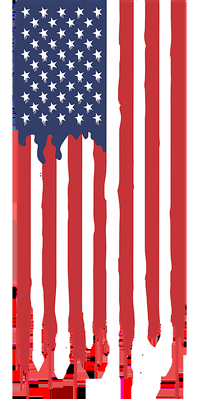 Happy 4th Of July Bendera Amerika Bendera Gambar