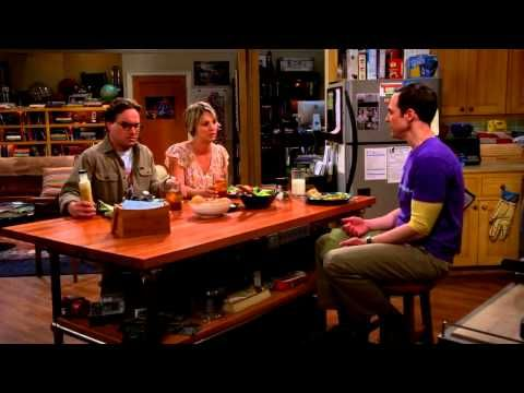 The Big Bang Theory - Set A Date - YouTube