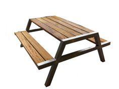 Modern Picnic Table Designs Buscar Con Google Proyectos Que - Modern picnic table designs