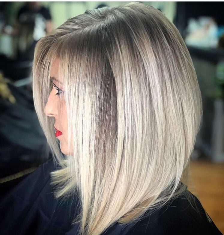 12 Blondes for Hair Inspiration All Year Long | Short hair balayage, Ash blonde short hair, Ash blonde balayage