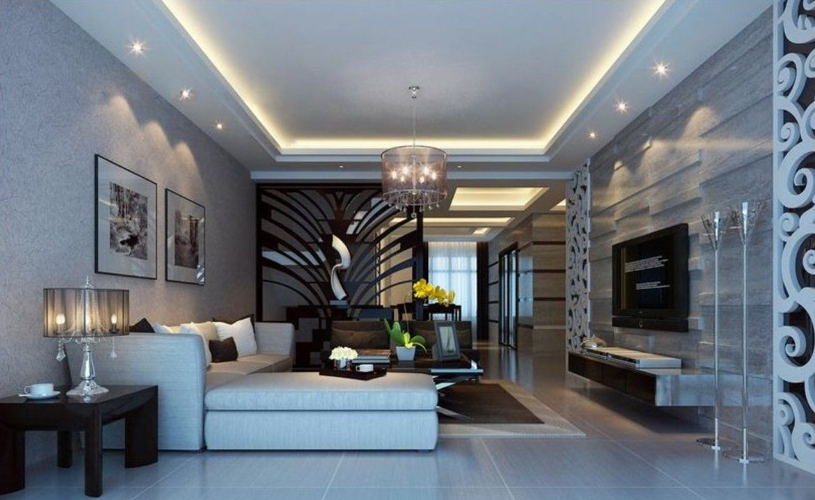 marble wall with tv  Marble TV wall design  3D house