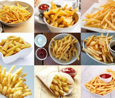طريقة عمل أصابع البطاطس المقلية المقرمشة Food Foodie Breakfast