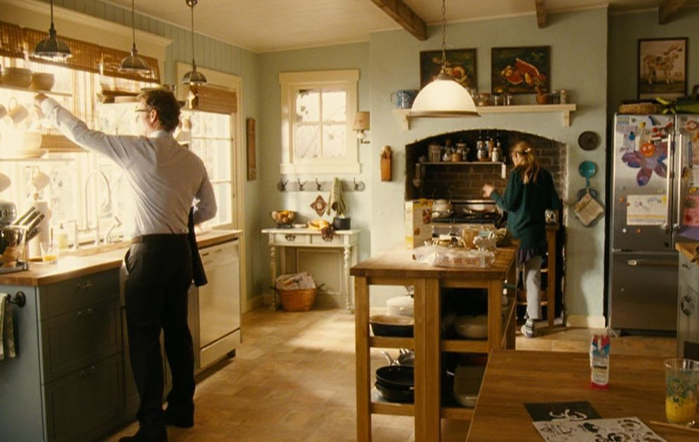 The Kitchen From I Dont Know How She Does It Love Kitchen